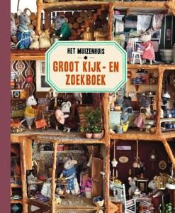 Review: Het Muizenhuis: groot kijk- en zoekboek