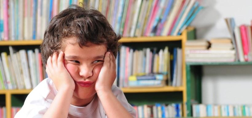 De weg kwijt op school; kinderen met gedragsproblemen
