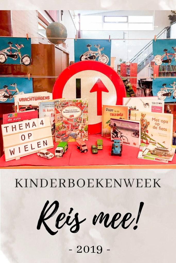 Kinderboekenweek 2019 Reis mee