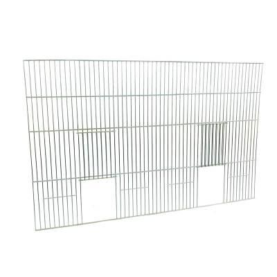Front dobudowy klatek dla ptaków 80x50