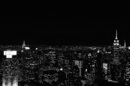 view from Top of the Rock - Rockefeller Center