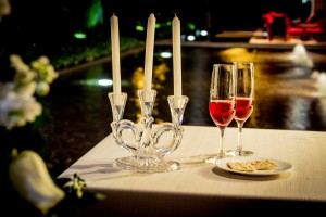 ~a romantic dinner date ~