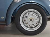Bremstrommel vom Porsche 356 B mit Lemmerz Felge