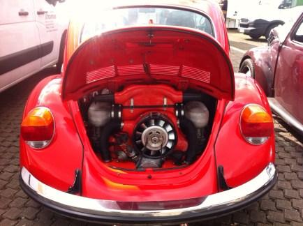 Käfer mit 2,4l KLAUS-Motor (Interview mit dem Besitzer)