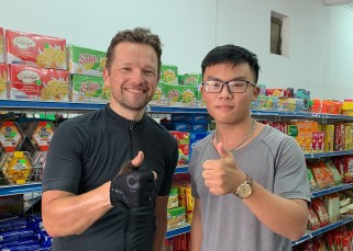 Hoa confidently approached me in a convenience store in Dong Le. He insisted I really shouldn't miss Phong Nha National Park.