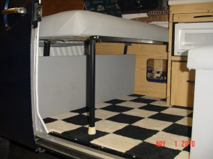 Seat- Bed 006