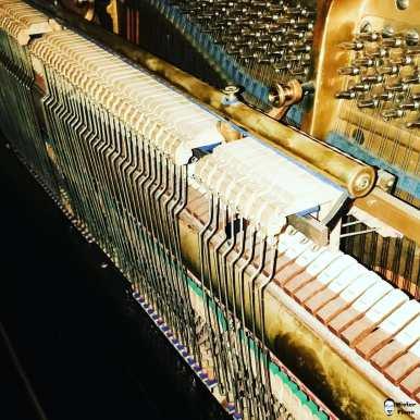 Blüthner Upright. It was built in1900. #piano #music #pianotuner #pianist #pianoman #pianopiano
