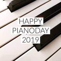 Today is the 88th day of the year 2019 #pianoday . . . . #pianomusic #pianist #pianos #pianokeys #pianogram #pianolove #pianoforte #piano #music #klaviermusik #klavierlack #klavierbauer #klavierliebe #klavierspielen #klavier #followme #amazing #beautiful