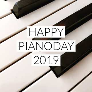 Today is the 88th day of the year 2019 #pianoday . . . . #pianomusic #pianist #pianos #pianokeys #pianogram #pianolove #pianoforte #piano #music #klaviermusik #klavierlack #klavierbauer #klavierliebe #klavierspielen #klavier #followme #amazing #beautiful