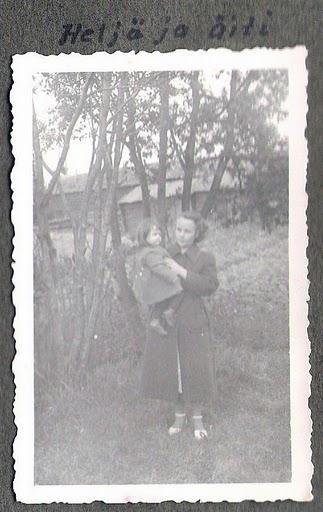 Mamma ja Mummo