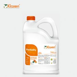 Pentadry – desinfectante en seco amonios cuaternarios – galón