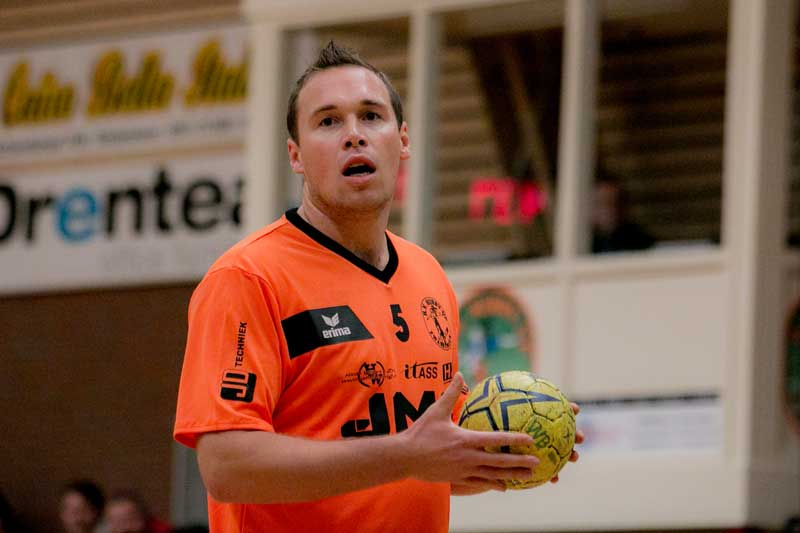 jms hurry-up, handbal, Ronald Suelmann