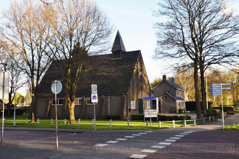Kerk-Dordsedijk, Klazienaveen
