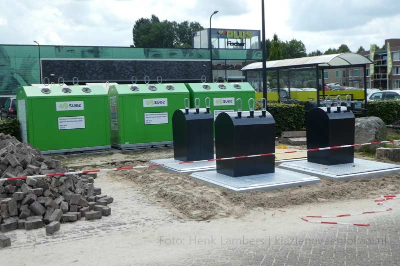 Ondergrondse-Containers