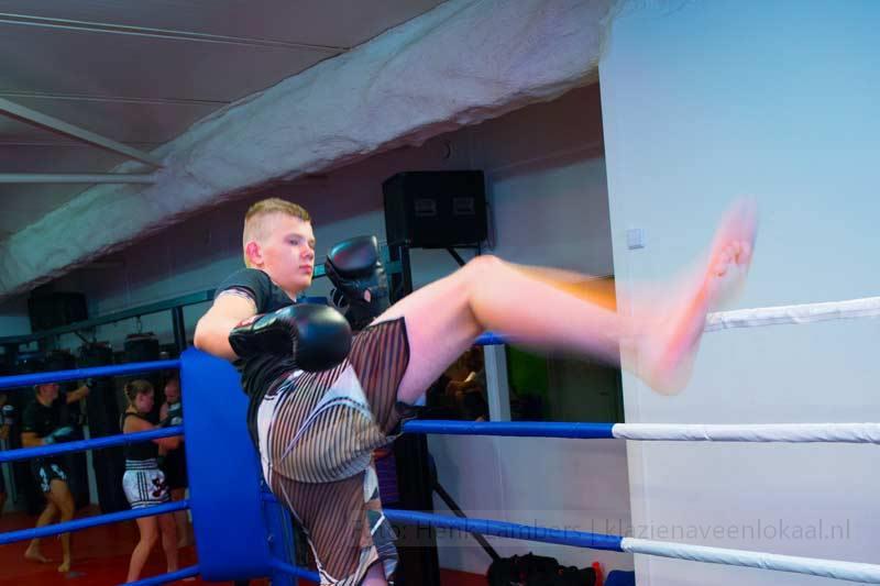 Bjorn Bernsen WK-Kickboksen