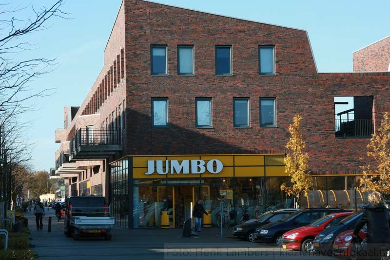 Jumbo-supermarkt-Klazienaveen
