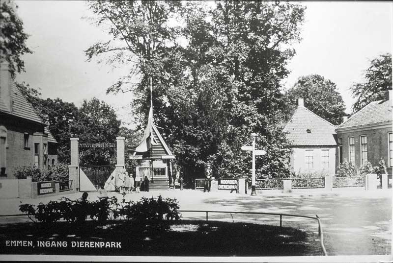 Emmen-ingang-oude dierenpark