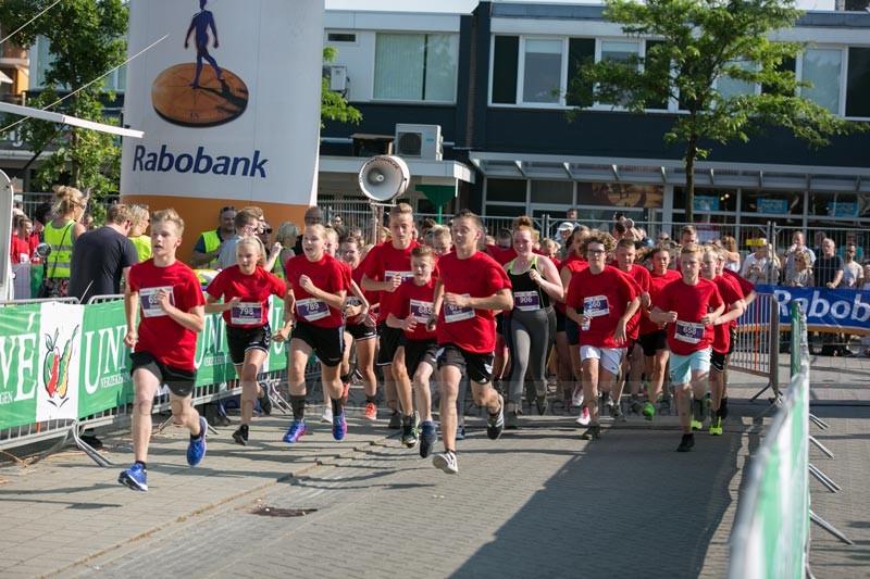 Start Esdalloop 3 km 2018. 35e drenthe loopfestijn