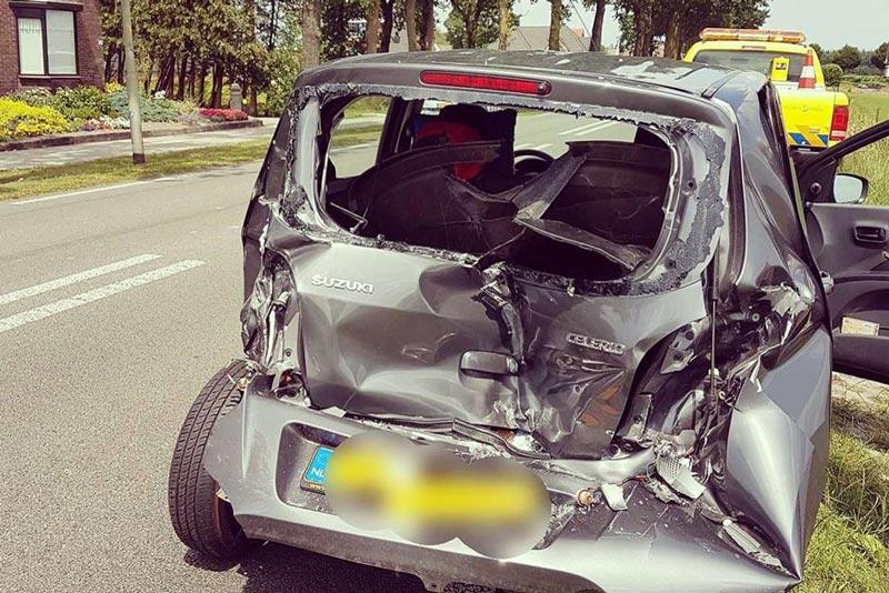 auto-ongeval-Dordsedijk