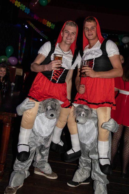 the partyclub, wensstichting drenthe