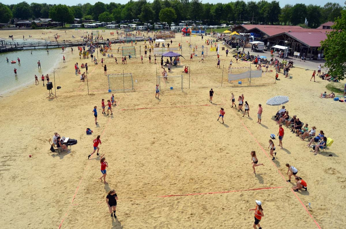 beachhandbal-ermerstrand