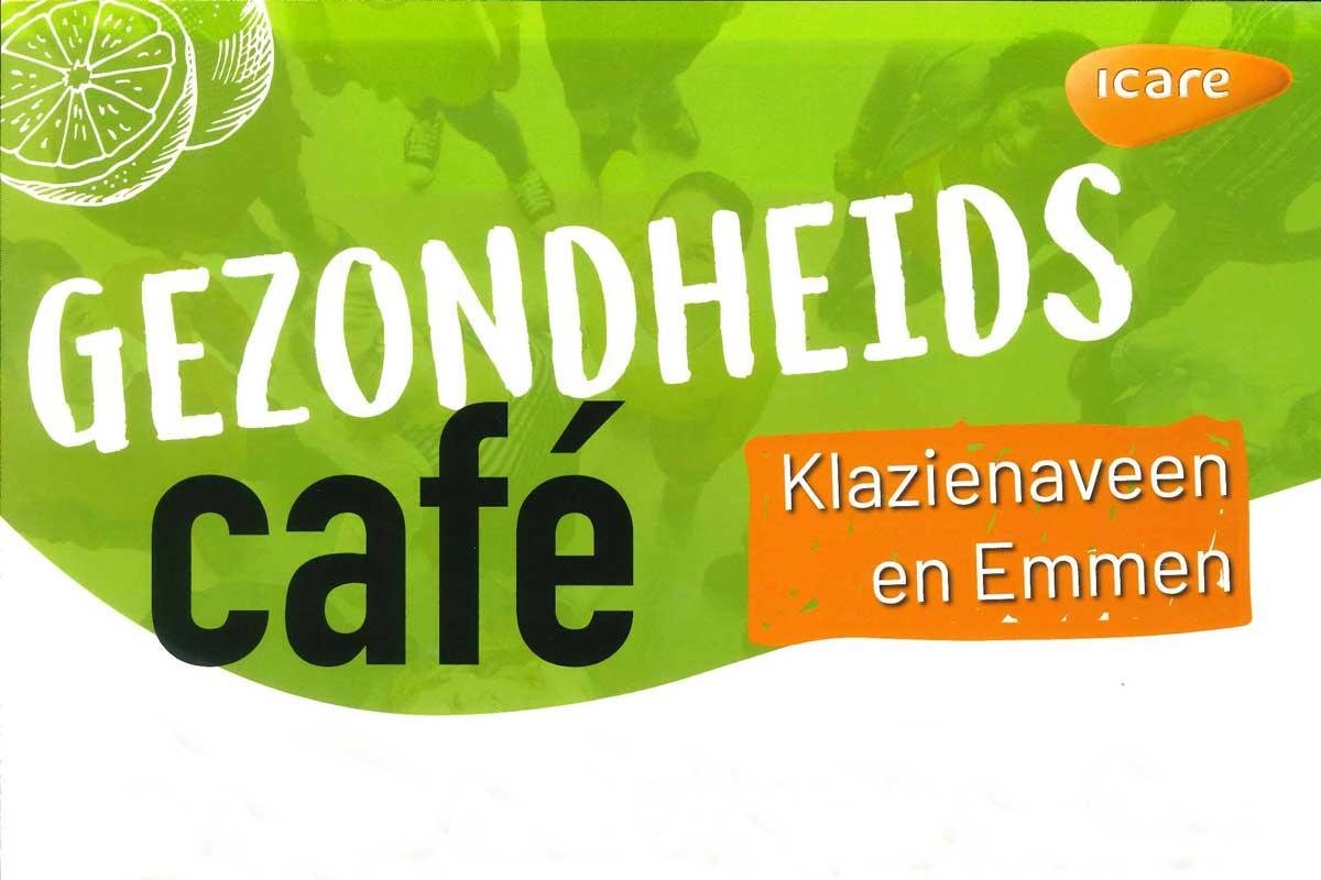 Gezondheidscafé-Emmen-Klazienaveen