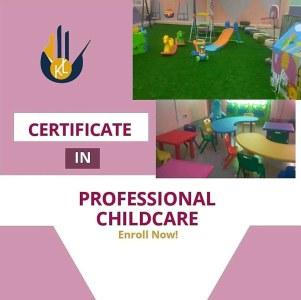 certificate in professional childcare image