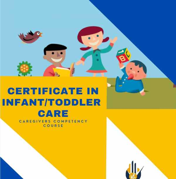 certificate in infant or toddler care