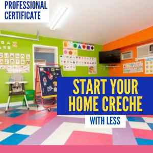 In-Home Creche Setup & Management