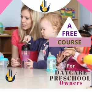 daycare rebranding free course