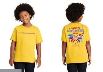 T-Shirt | BullyFreeNow.org