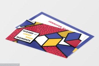 Business Card | Jennifer