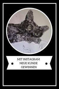 Mit Instagram neue Kunde gewinnen und Kunst vermarkten