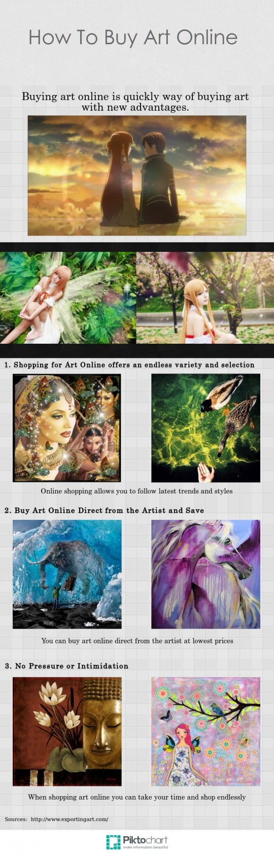 How To Buy Art Online