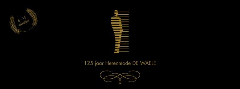125 Jaar Herenmode De Waele viering