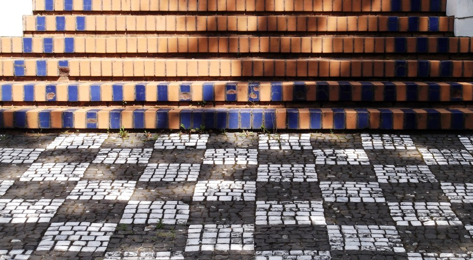 Tiles and pavement patterns