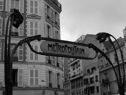 A Metro plate