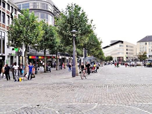 St Lambert Square