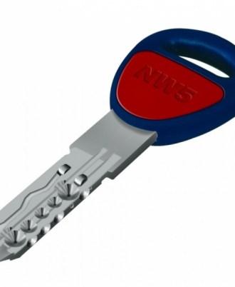 Κλειδαριά πόρτας ασφαλείας CISA NW5 key read