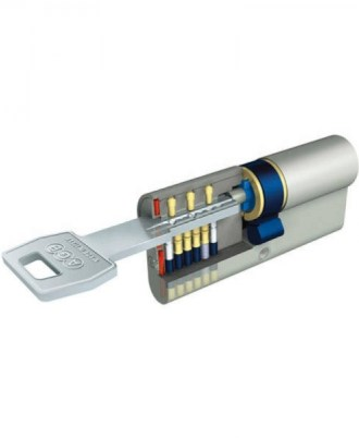 Κύλινδρος - αφαλός ασφαλείας AGB 5000 PS EURO 2