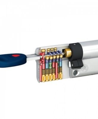 Κλειδαριά πόρτας ασφαλείας CISA cilinder_nw4_open