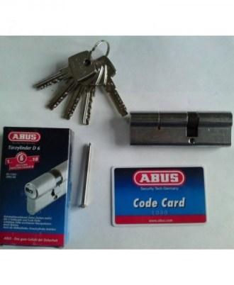 Κύλινδρος - αφαλός ασφαλείας ABUS D6