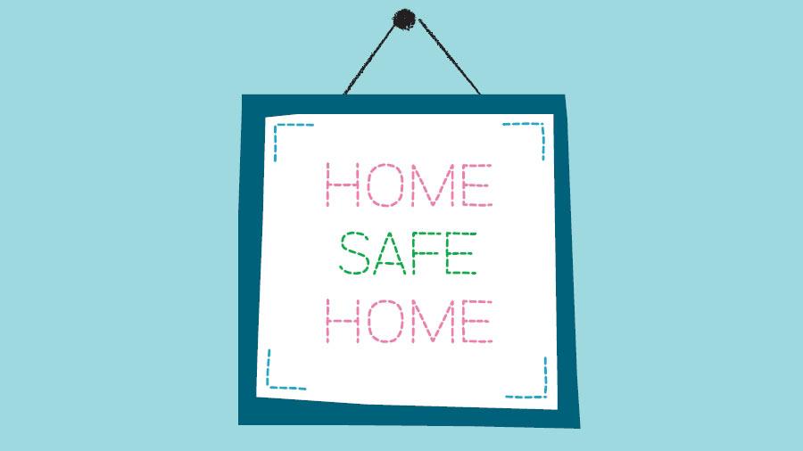 Μόνος στο σπίτι: Πώς μπορώ να προστατευθώ;