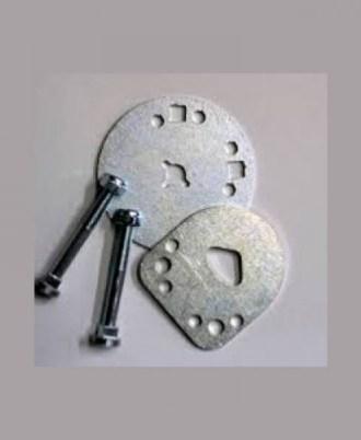 Κλειδαριά πόρτας ασφαλείας Νέου τύπου (Omega Plus) multlock-081