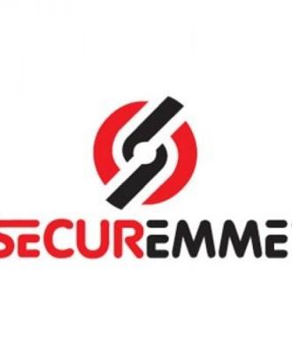 Κλειδαριά ξύλινης πόρτας SECUREMME 2020 logo