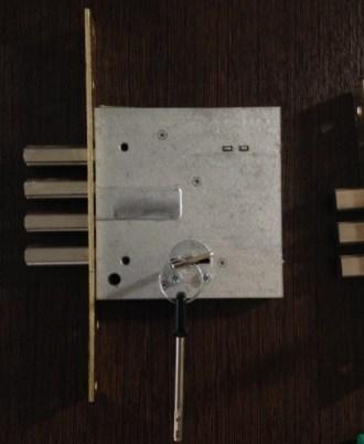 Kλειδαριά ξύλινης πόρτας CISA 57028-60aa