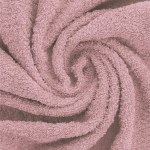 badstof oud roze, badcape, omslagdoek, zelf samenstellen
