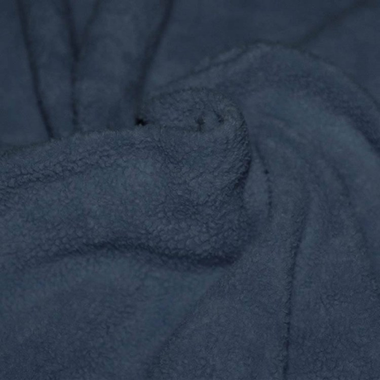 jeans blauw katoen fleece