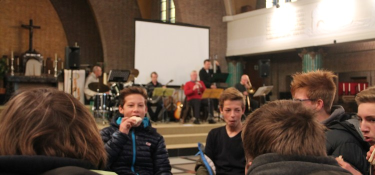 Jazzpicknick in de kapel