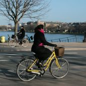 Dronning Louises fietser 61